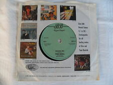 The Doll - Desire Me / TV Addict - Beggars Banquet BEG 11