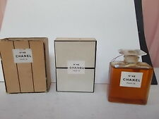 Chanel No 46, perfume bottle and box