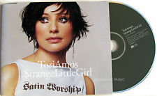 TORI AMOS CD Strange Little Girl UK PROMO ONLY 2 Track Sam00534 Mint / UNPLAYED