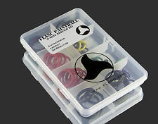 Autococker Legacy 3x color coded paintball o-ring rebuild kit by Flasc Paintball