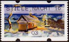 NEU | Österreich: ATM Winter 2016 | Kapelle | 3 cent | STILLE NACHT 16