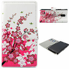 Stand Flip Card Wallet Leather Skin Cover Case For Samsung Galaxy Note 4 N9100