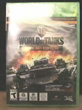 """WORLD OF TANKS 30 DAY LIVE GOLD MEMEBERSHIP INCLUDED RANK #1 Xbox 360 EDT. """"NEW"""""""