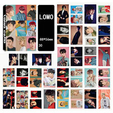 30pcs EXO LOMO Card KPOP Postcard EX'ACT LUCKY ONE MONSTER Photocard Poster