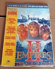 Guida Originale x Age of Empires 2 nuova x commodore pc amiga ps2 nes atari psx