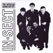 THE IN-SECT i can see my love/over under sideways.. 45 CDN re PS 60s garage L@@K