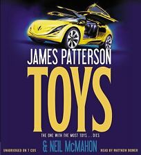 Toys by James Patterson and Neil McMahon (2011, CD, Unabridged)