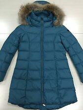 F32 ITALY TOP QUALITY SUPER WARM SOFT Down JACKET COAT Parka Siz S M Rubber Pink