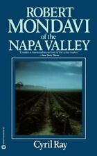 Robert Mondavi Of The Napa Valley-ExLibrary