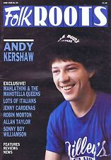 ANDY KERSHAW / MAHLATHINI & THE MAHOTELLA QUEENS Folk Roots no. 60 Jun 1988