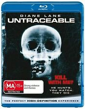 Untraceable  [BluRay], LIKE NEW, Next Day Postage...5288