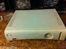 Microsoft Xbox 360 White Console  NONE HDMI
