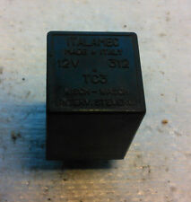 Audi 80/90 B2 intervall wischer relais 431955531 ITALAMEC interval wiper relay