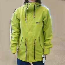 HOLDEN Fishtail WATERPROOF and INSULATED Ski SNOW Board JACKET Coat MEN sz SMALL