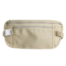 Pocket Waist Pack Bag Traveling Outdoor Cycling Safety Money Belt Pouch Wallet