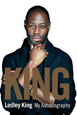 King - Ledley King - My Autobiography - Tottenham Hotspur Spurs Defender book