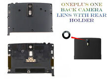 NEW ONEPLUS ONE 1+ A0001 CAMERA LENS+HOLDER LIGHT BACK COVER HOUSING REPLACEMENT