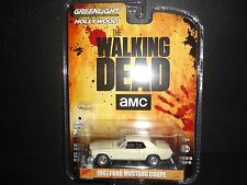 Greenlight Ford Mustang Coupe 1967 Cream The Walking Dead 1/64 44750