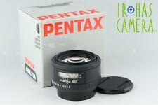 SMC Pentax FA 50mm F/1.4 Lens for K Mount With Box #11130F1