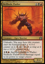 MTG 2x HELLHOLE FLAILER - FLAGELLATORE TANAINFERNALE - RTR - MAGIC