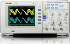 New Rigol Oscilloscope 50MHz DS1052E 1G 3 yrs USA warranty