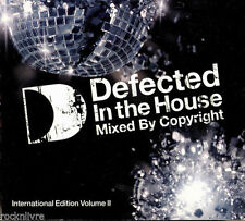DEFECTED in the HOUSE =Copyright= Faber/Chus/Jabre/Rivera...=2CD= groovesDELUXE!