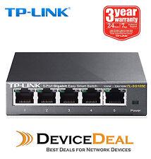 TP-Link TL-SG105E 5-Port Gigabit Smart Switch