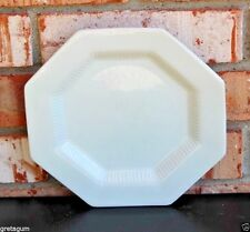 """Independence Ironstone Plate Castleton Bread Butter Salad China White 6.5"""" Japan"""