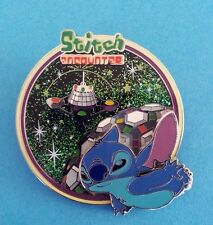 DISNEY PIN STITCH SPACE ENCOUNTERS DLHK RARE 3D 83816 LILO AND STITCH PIN