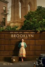 BROOKLYN MOVIE POSTER 2 Sided ORIGINAL Advance 27x40 SAOIRSE RONAN