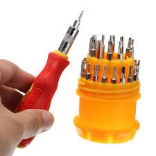 31 in 1 PCS Precision MAGNETIC MINI Screwdriver Set Phone Repair Kit Torx Tools