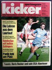 kicker sportmagazin Nr. 72 / 36. Woche 2.9.1985