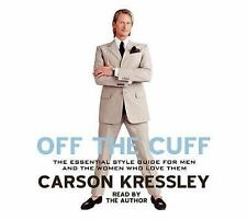 BOOK/AUDIOBOOK CD Men Fashion Clothing OFF THE CUFF