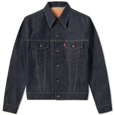 Levi's Vintage Clothing 1967 Type III denim jacket, made in USA, new with tags