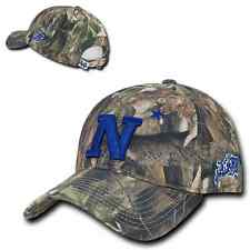 United States Naval Academy USNA Midshipmen Camo Cotton Polo Baseball Cap Hat