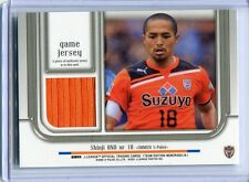 SHINJI ONO JAPANESE 2011 J LEAGUE SWATCH JERSEY CARD only 380 made