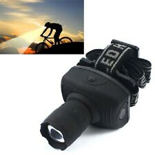 Portable 3W CREE LED Zoomable Headlamp AAA Head Torch Light Flashlight 3-Mode TL