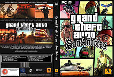 GTA (GRAND THEFT AUTO) SAN ANDREAS Full PC GAME