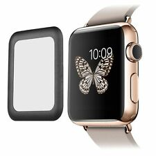 Full Cover Premium Tempered Glass Screen Film Protector For Apple Watch 42mm