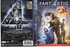I Fantastici Quattro 4 (2015) DVD - EX NOLEGGIO