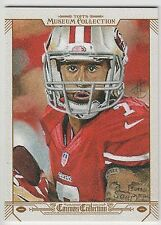 COLIN KAEPERNICK 2014 Topps Museum Collection Canvas Collection #CC-CK 49ers