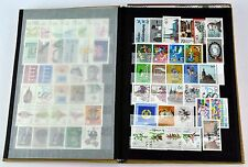 Germany. Collection of MNH stamps in nice Album. Issues of 1970-1990. MNH