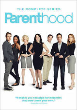PARENTHOOD The Complete Series Season 1-6 NEW DVD Box Set 1 2 3 4 5 6