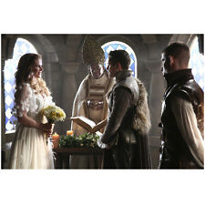 Rebecca Mader Once Upon a Time with Sean Maguire standing 8 x 10 Inch Photo