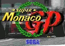 Super Monaco Gp - Sega Genesis Game Only