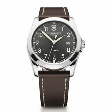 New Swiss Army Victorinox 241565 Classic Infantry Mechanical Mens Watch