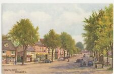 South Bar Banbury, Salmon 4246 Art Postcard, B282