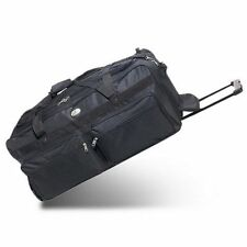 Everest 36-Inch Wheeled Duffel Bag Suitcase Case on Wheels