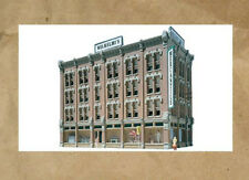 NEW ~ DOWNTOWN HOTEL Building Kit by DPM ~ N Scale Lot ~ Mayhayred Trains