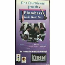 Plumbers Don't Wear Ties For 3DO Vintage Game Only